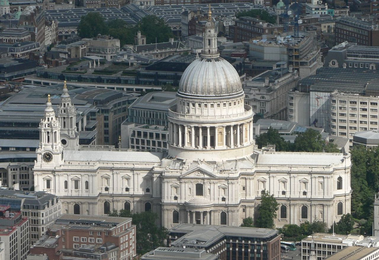 St. Paul's Cathedral | Baroque Art | Mozaico