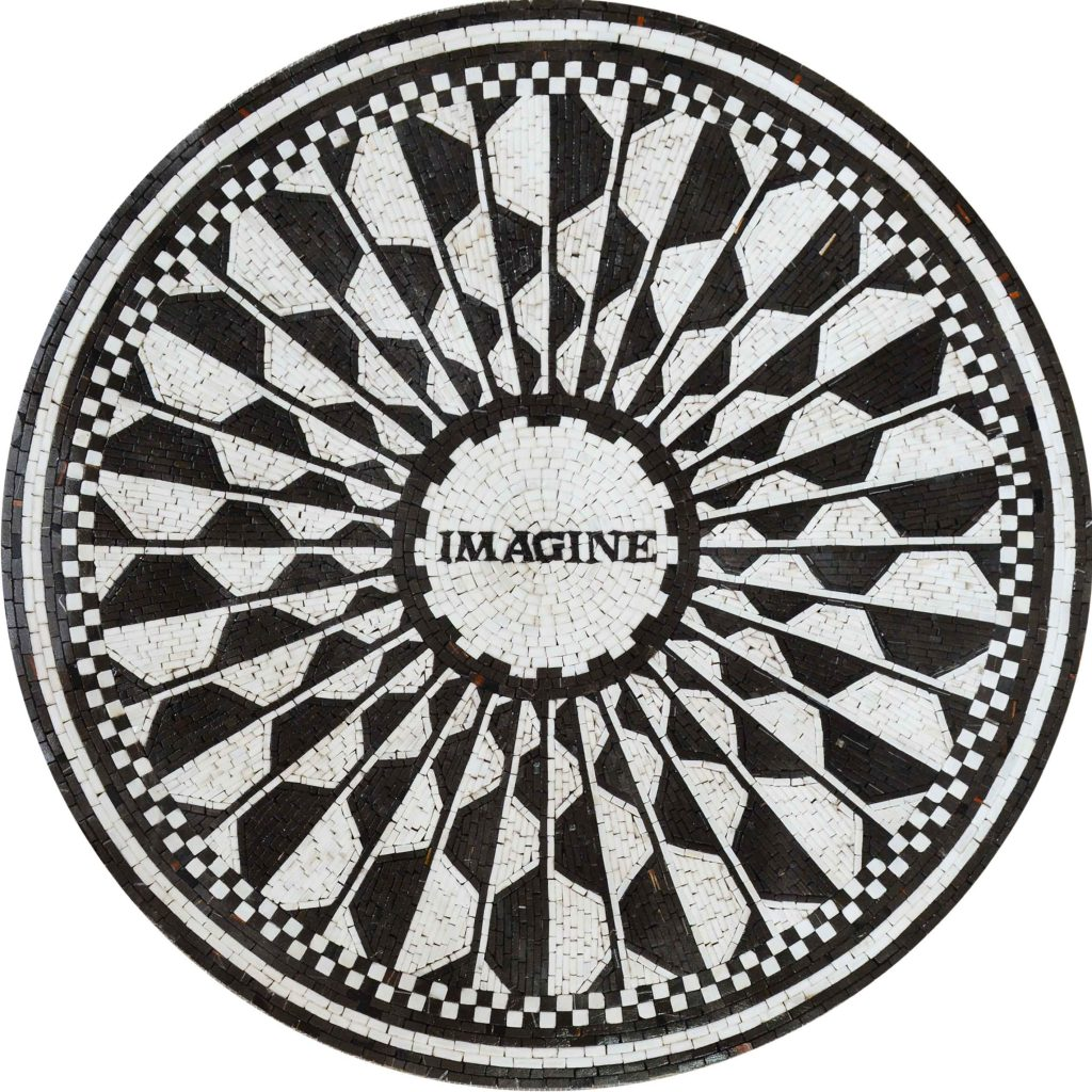 Imagine tile central park