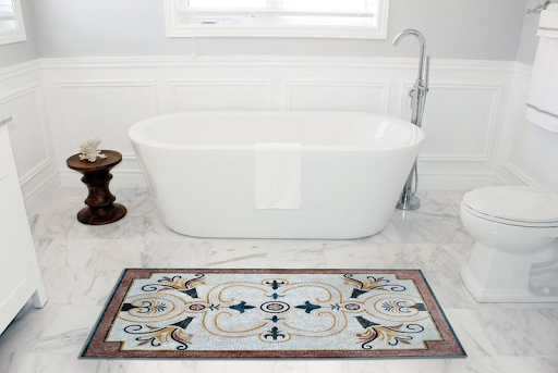 Home Decor Ideas, Bathroom Mosaic