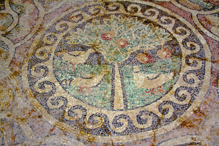 Mosaic Unearthed in Turkey
