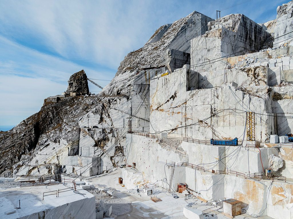 Marble quarries | Mozaico | NY Times