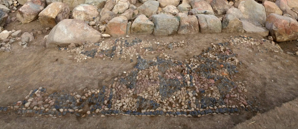 mosaic discovery in Turkey